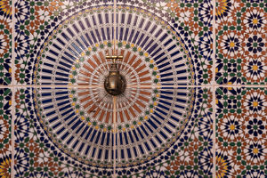 africa/africa morocco close up tile design patterns