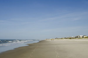 Atlantic Beach, Outer Banks, North Carolina, USA