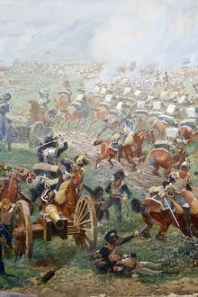 Battle of Waterloo, Belgium, Europe, Napoleon, Wellington, France, Britain, war, cavalry