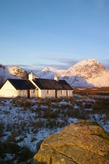 Blackrock Cottage, Glencoe, Highlands, Scotland