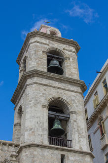 Cuba. Havana. Old Havana. Cathedral of the Virgin Mary of the Immaculate Conception, 1777