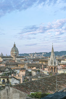 europe/italy/europe italy rome city rooftops