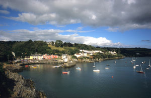 glandore harbour county cork ireland