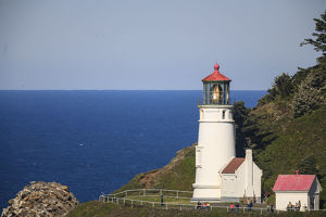 places/heceta head lighthouse constructed 1894 oregon coast