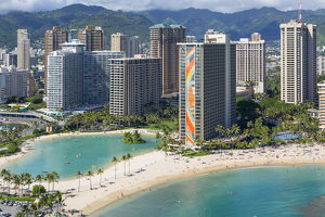 cityscapes/hilton hawaiian village rainbow tower waikiki