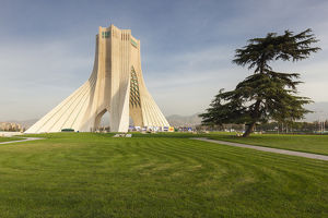 Iran, Tehran, Azadi Tower, Freedon Tower Monument