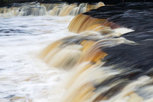 Michigan, Tahquamenon Falls State Park, Lower Falls
