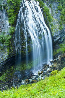 Narada Falls, Mount Rainier National Park, Washinggton, USA