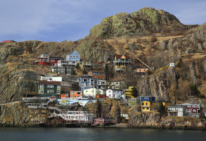 North America, Canada, The Battery, St. John's NL
