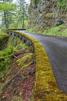 OR, Columbia River Gorge National Scenic Area, Historic Columbia Gorge Highway