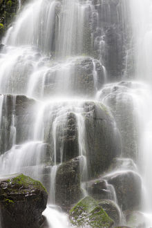 OR, Columbia River Gorge National Scenic Area, Fairy Falls