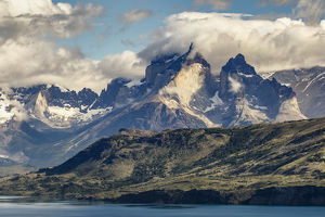Paine Massif,, Torres del Paine National Park, Chile, South AmericaPatagonia, Patagonia