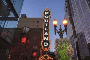 places/portland theater historic section downtown portland