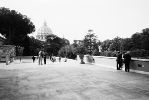 Rome Italy, The Vatican Gardens