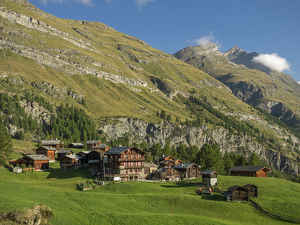 Switzerland, Zermatt, Furi