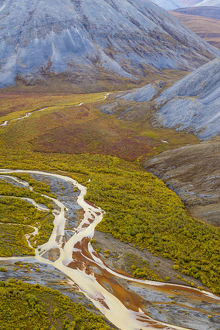 USA, Alaska, Brooks Range, Arctic National Wildlife Refuge