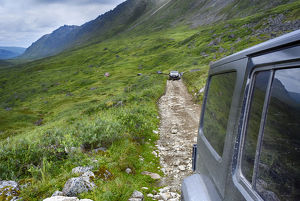 USA, Alaska, Hatchers Pass