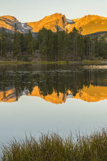 USA, Colorado, Rocky Mountain National Park