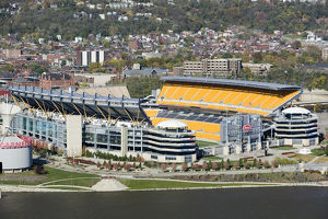 USA-Pennsylvania-Pittsburgh: Heinz Stadium home of the Pittsburgh Steelers Football
