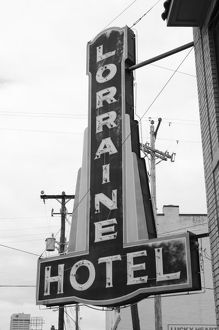 USA, Tennessee, Memphis: National Civil Rights Museum, Lorraine Motel Site of the